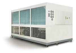 低温螺杆冷冻机