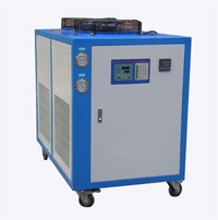 DS系列电镀冷却水机