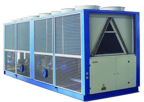 LG系列风冷螺杆式冷水机