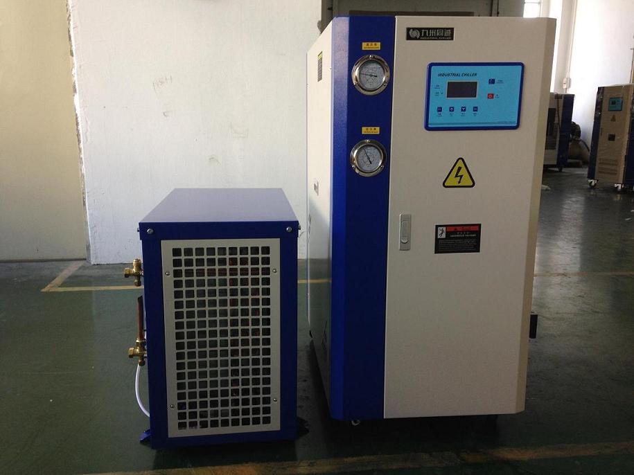 供应分体式冷水机
