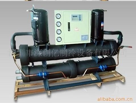 厂家直销25P 水冷开放式工业冷水机